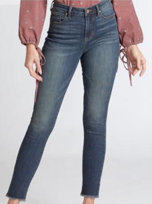 Olivia Frayed Skinny