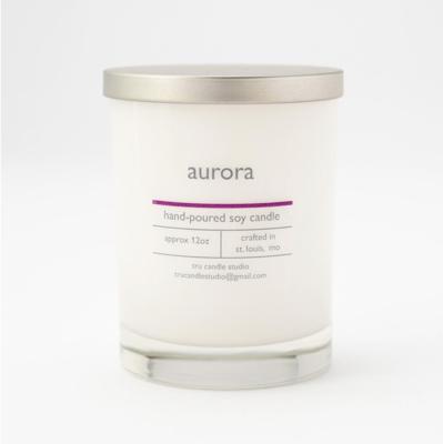 Aurora Candle