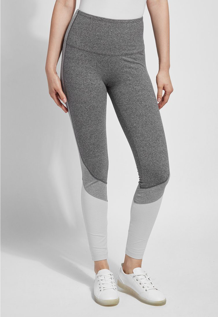 Grey Olivia Legging