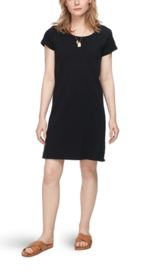 Blk Easy T-Dress