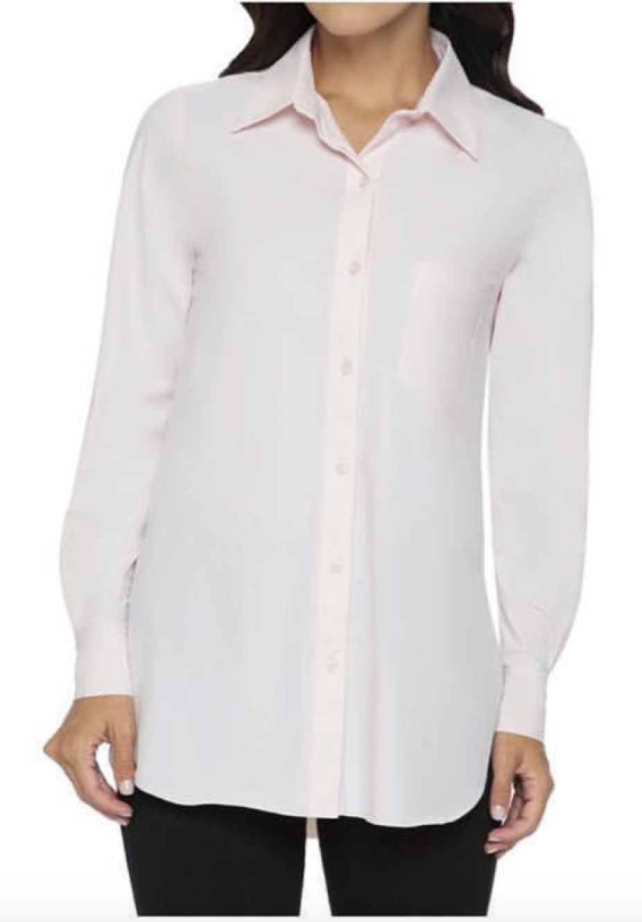 Pink Schiffer Button-Down