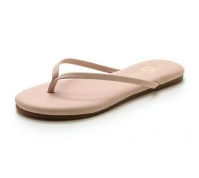 YS Nude Flip Flops