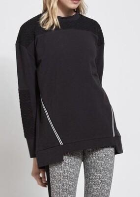 Black Devoe Sweatshirt