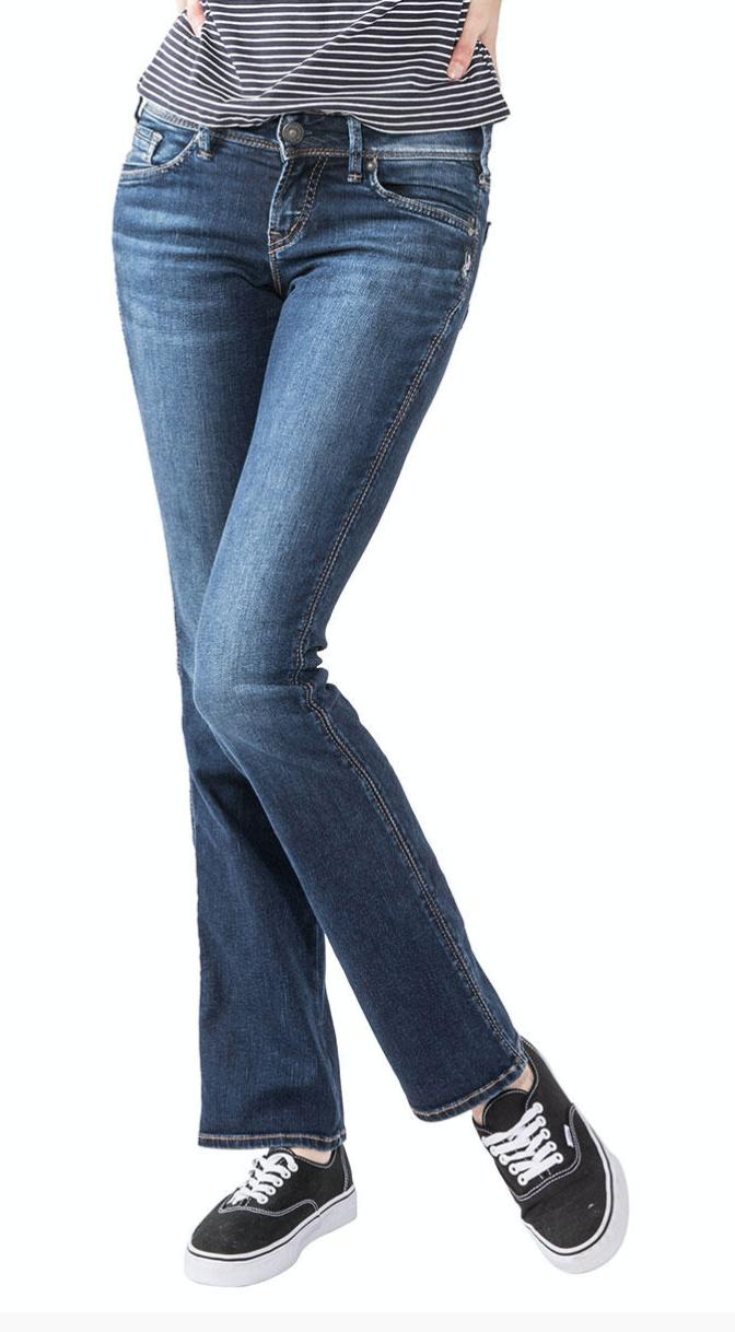 Dark Suki Slim Boot