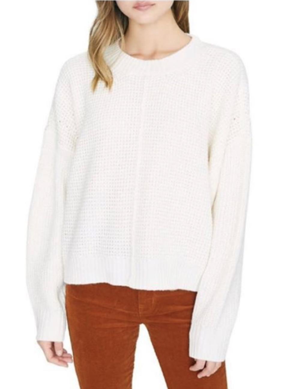 Moonstone Knit Sweater