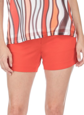 Red-Orange Short