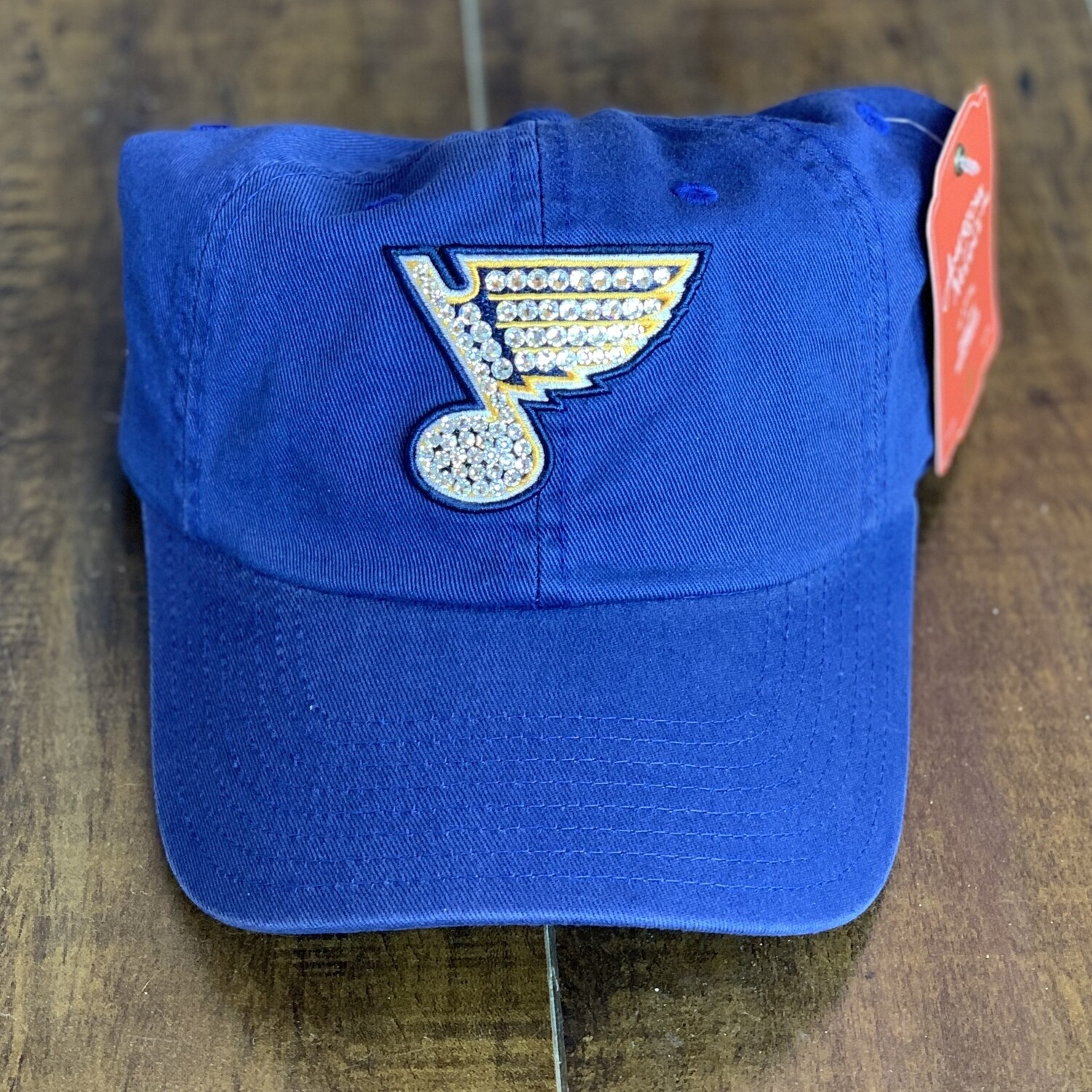 Royal American Needle Hat W/ Clear Crystal