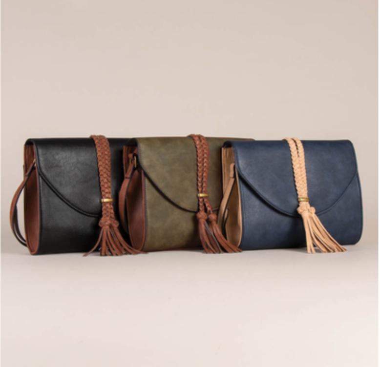 Sierra Messenger Bag