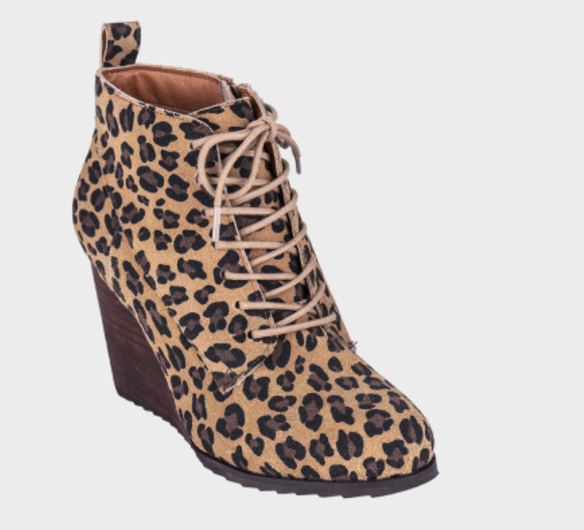 MJ Sutton Leopard