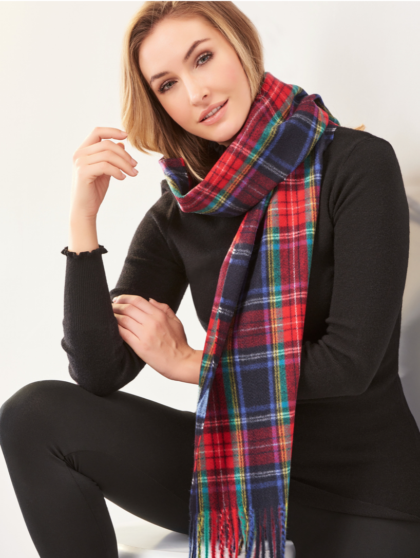 Tarten Plaid Scarf