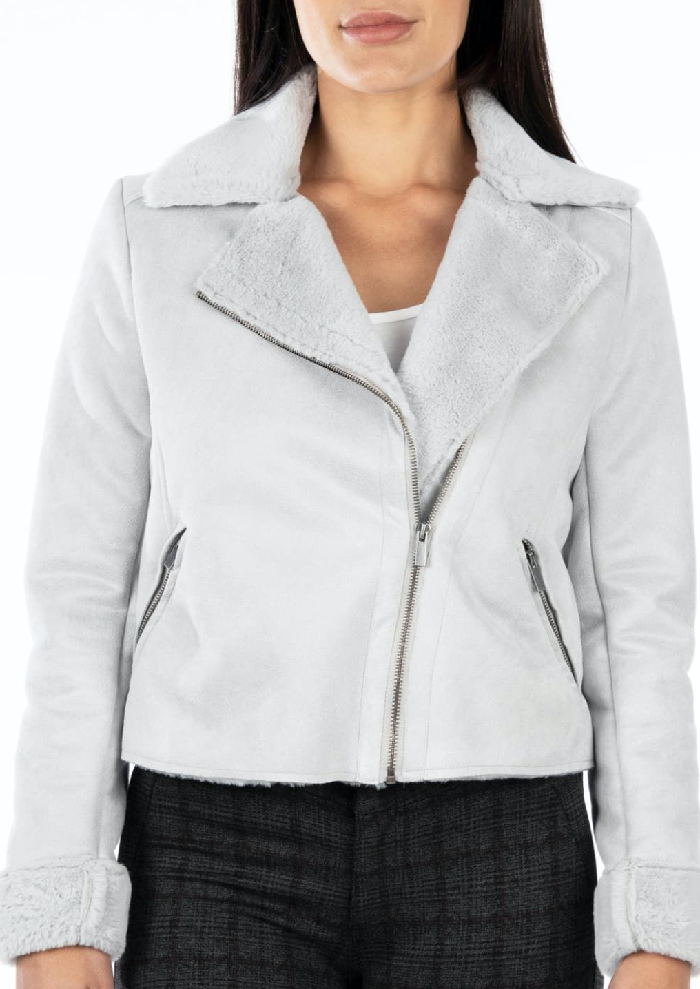 Grey Candice Jacket