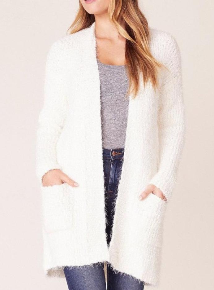 Ivory Cozy Sweater
