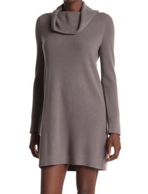 Grey Cowl Tunic/Dress