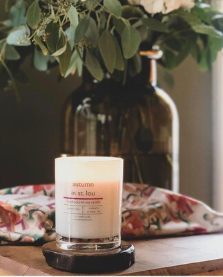 Autumn in St. Louis Candle