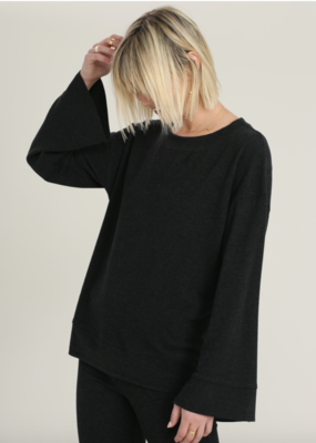 Charcoal Brushed Top