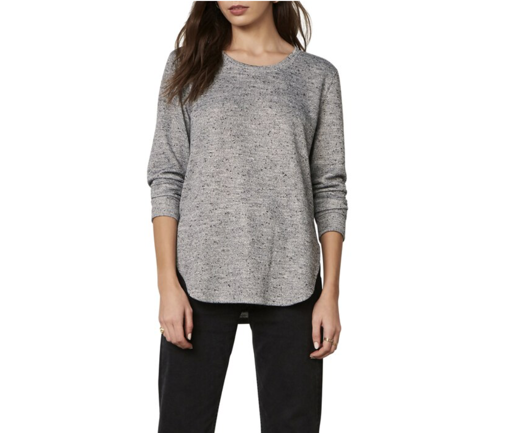 Speckle H. Grey Pullover