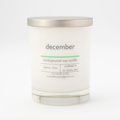 December Candle