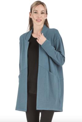 Bluestone Open Coat