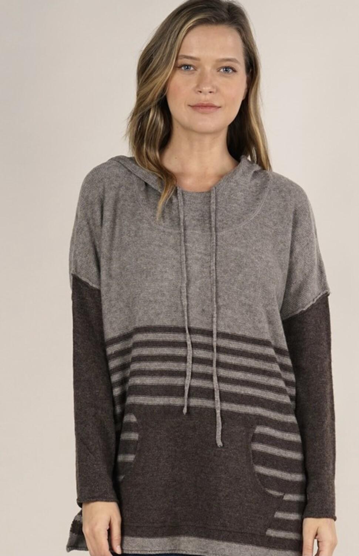 Coco Stripe Pullover