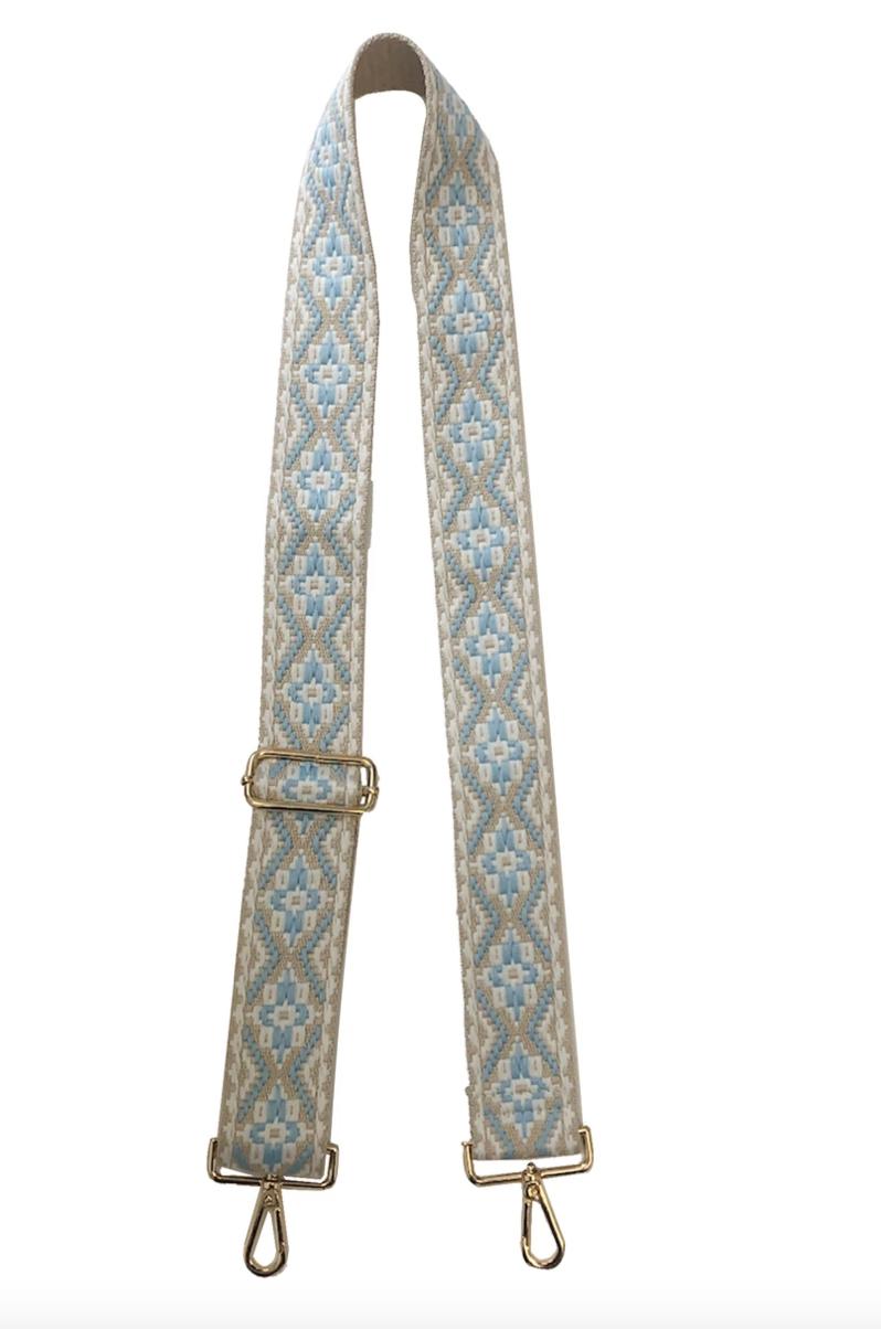 Medallion Guitar Strap