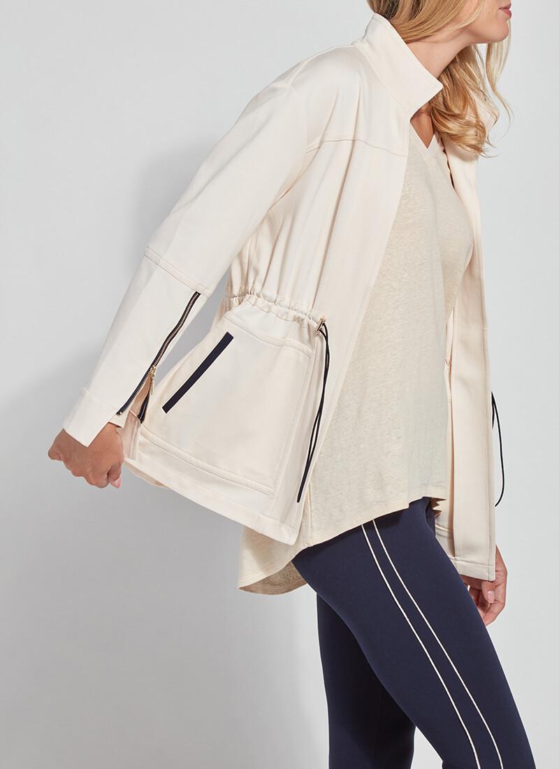 Cream Ariana Jacket