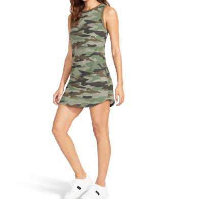 Camo 'All Terrain' Dress