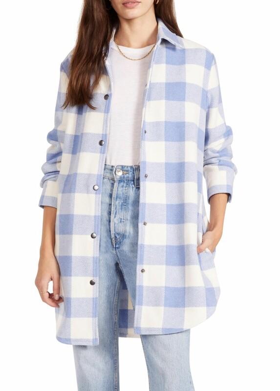Sky Blue Eldridge Jacket