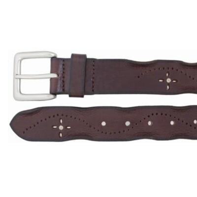 Brown Stud Belt