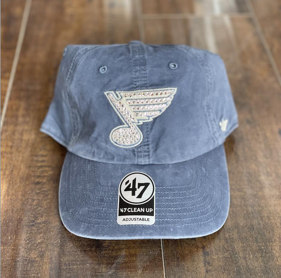Washed Blue '47 Blues Hat