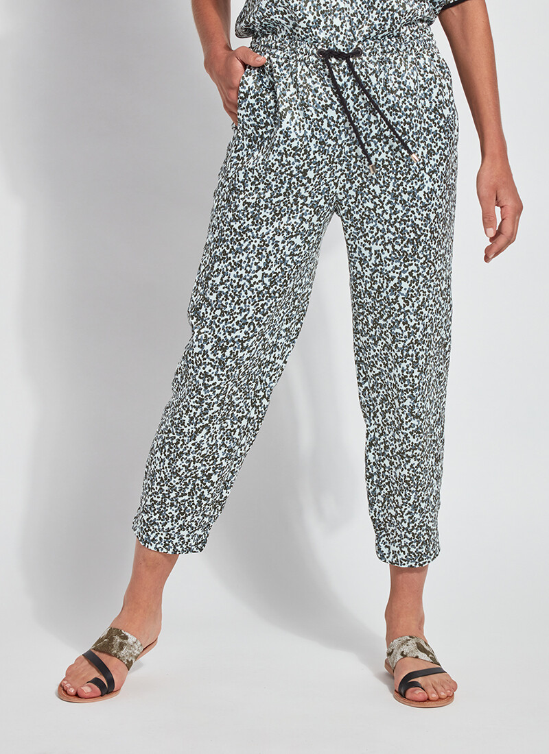 Ink Dot Marin Ankle Jogger