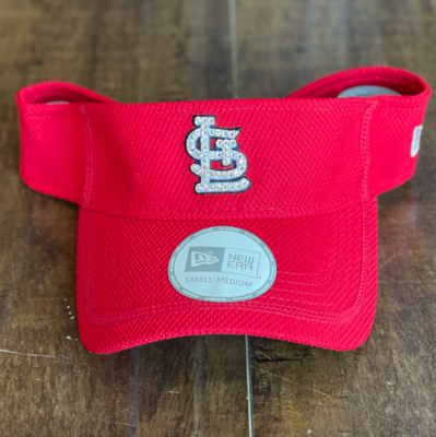 Fitted Cardinal Visor