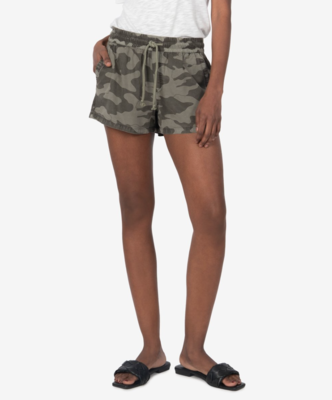 Army Pull-On Short