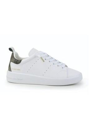 White Camo Sneaker