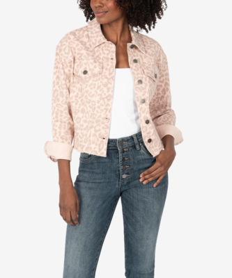 Kara Crop Jacket