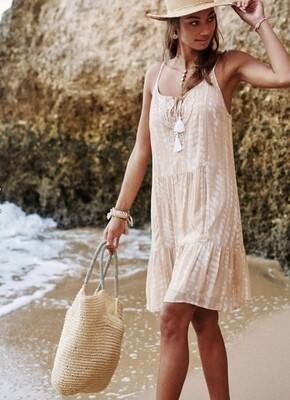 Beach Tie-Dye Dress