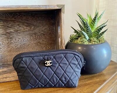 Chanel Pin Cosmetic Bag