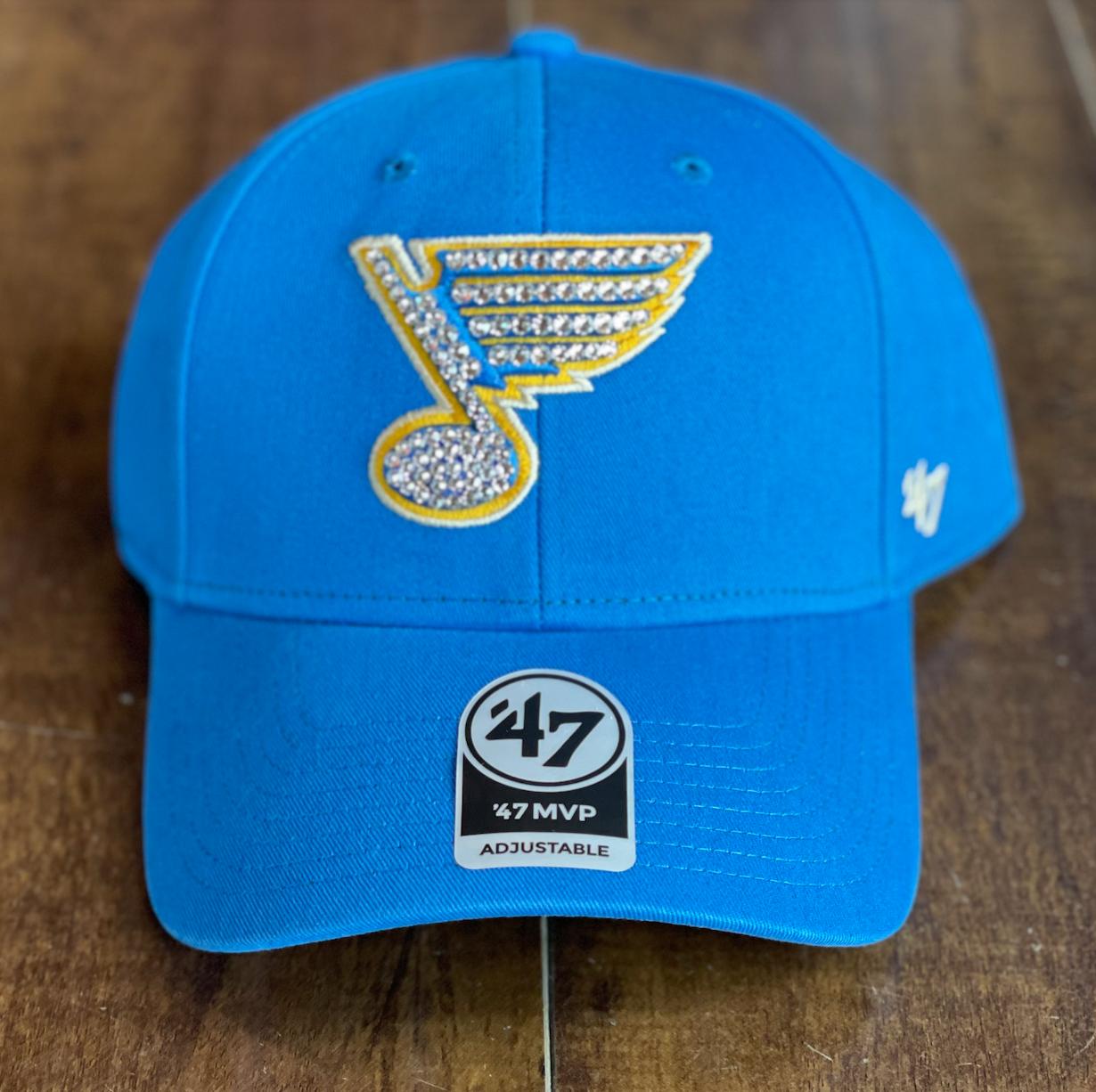 Blue '47 Structured MVP Hat