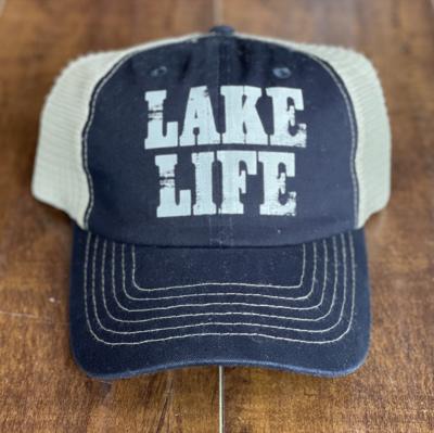 Lake Life Trucker