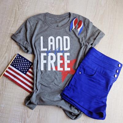 Land of Free Tee