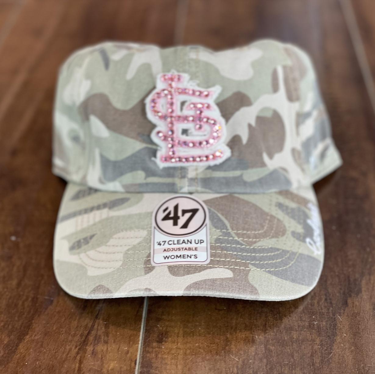 Lt. Camo '47 w/ Pink Crystal