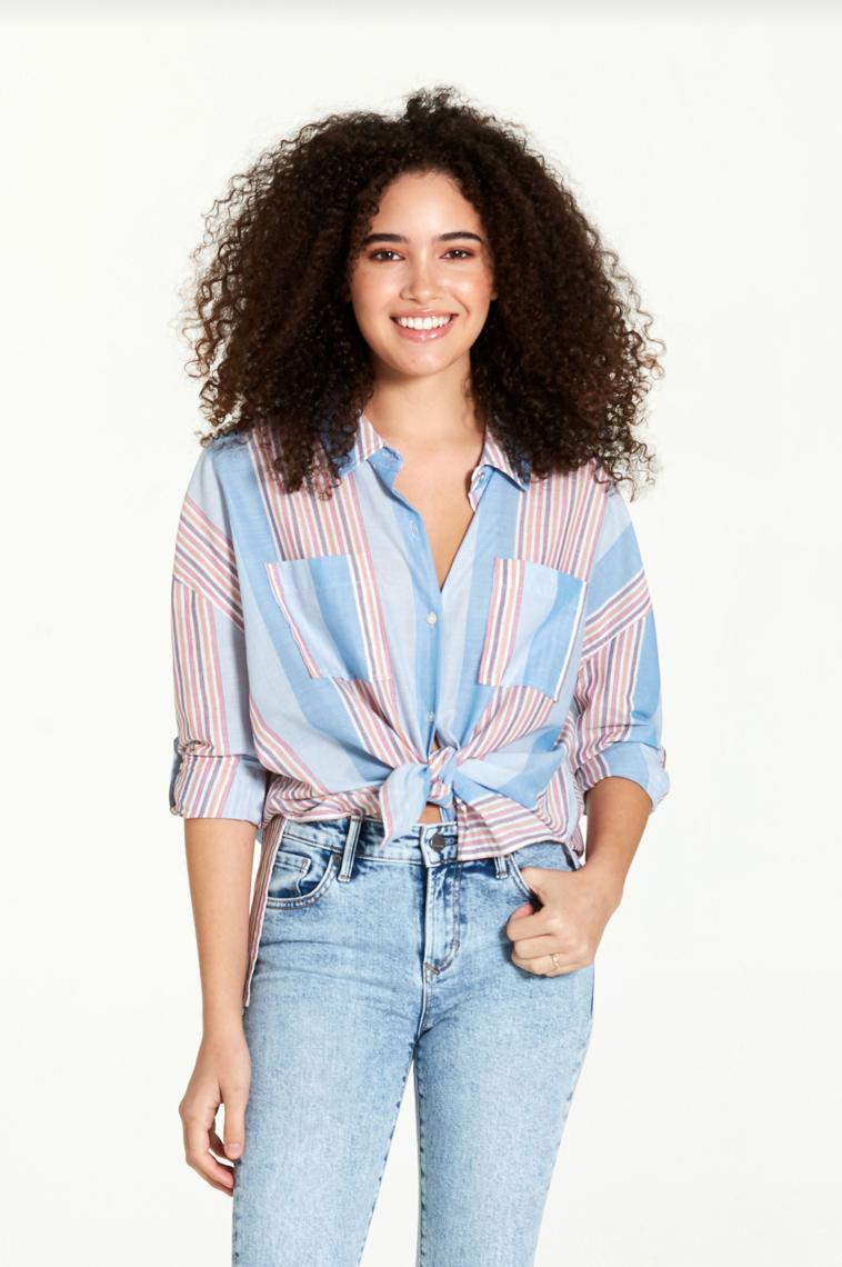 Stripe Arianna Top