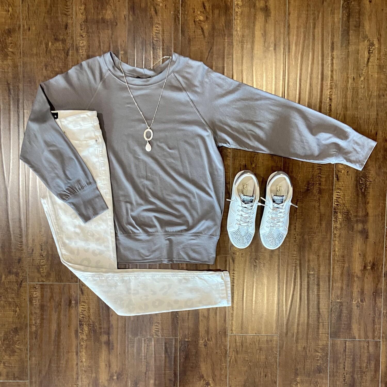 Iron Modal Sweatshirt