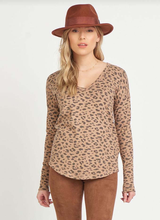 Leopard Softy Sweater