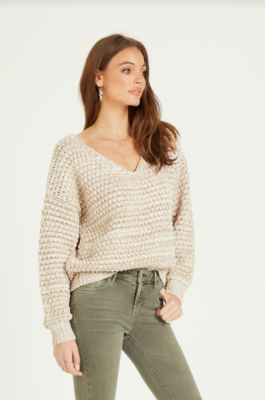 Frosted Lexie Sweater