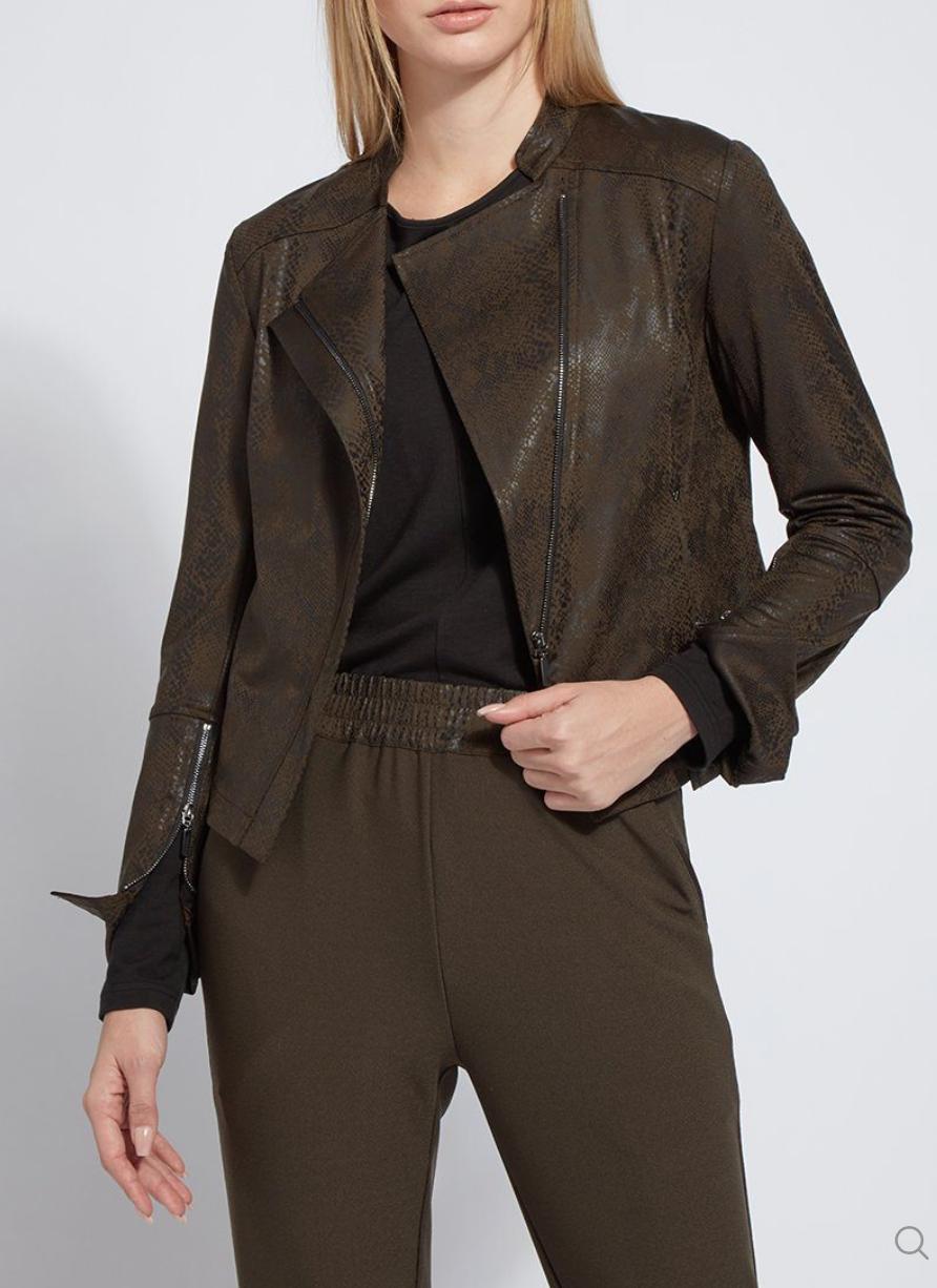 Patterned Trina Jacket