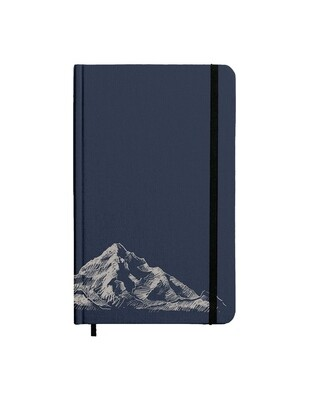 NAVY TRAVELER JOURNAL 100% RECYCLED PAPER