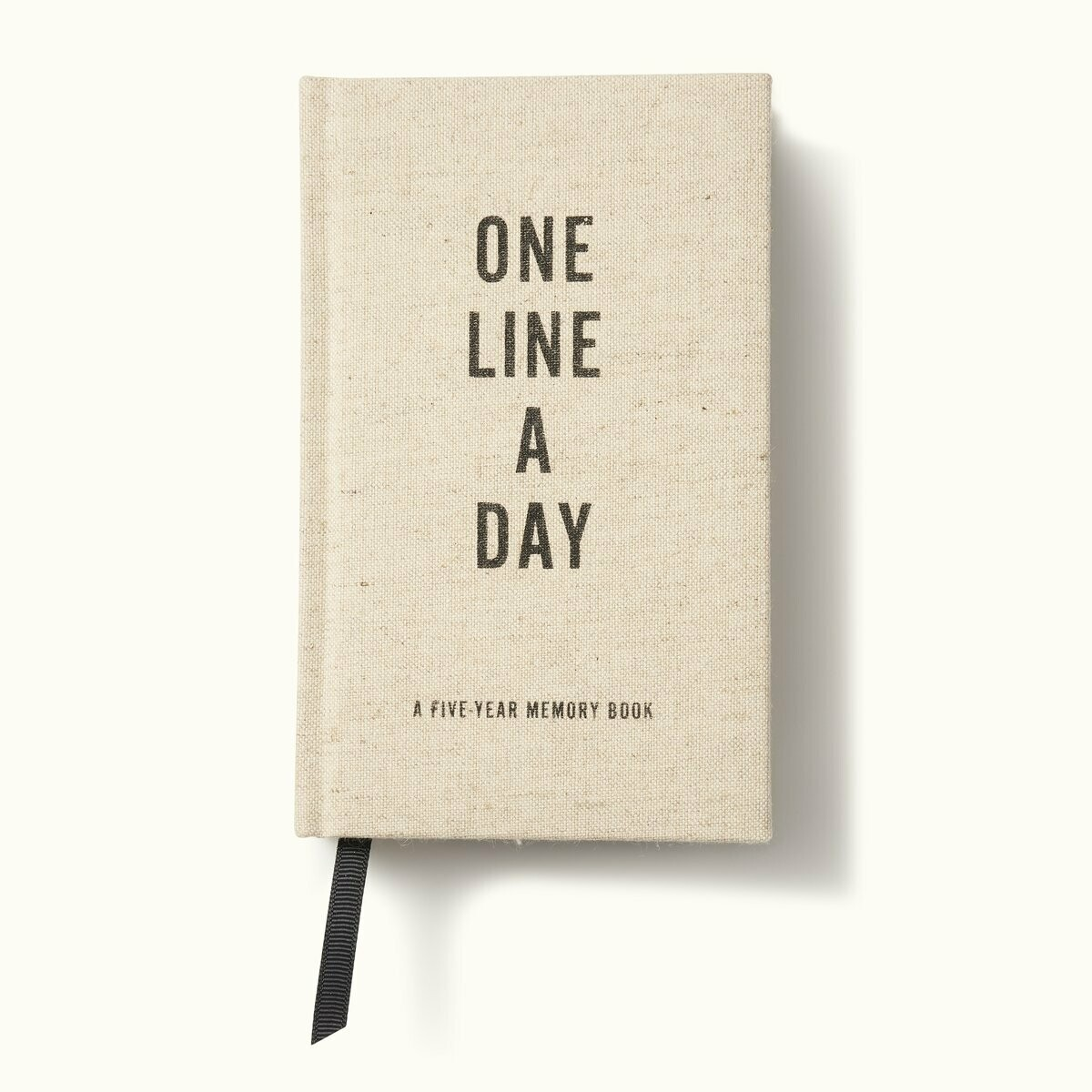 CANVAS ONE LINE A DAY JOURNAL