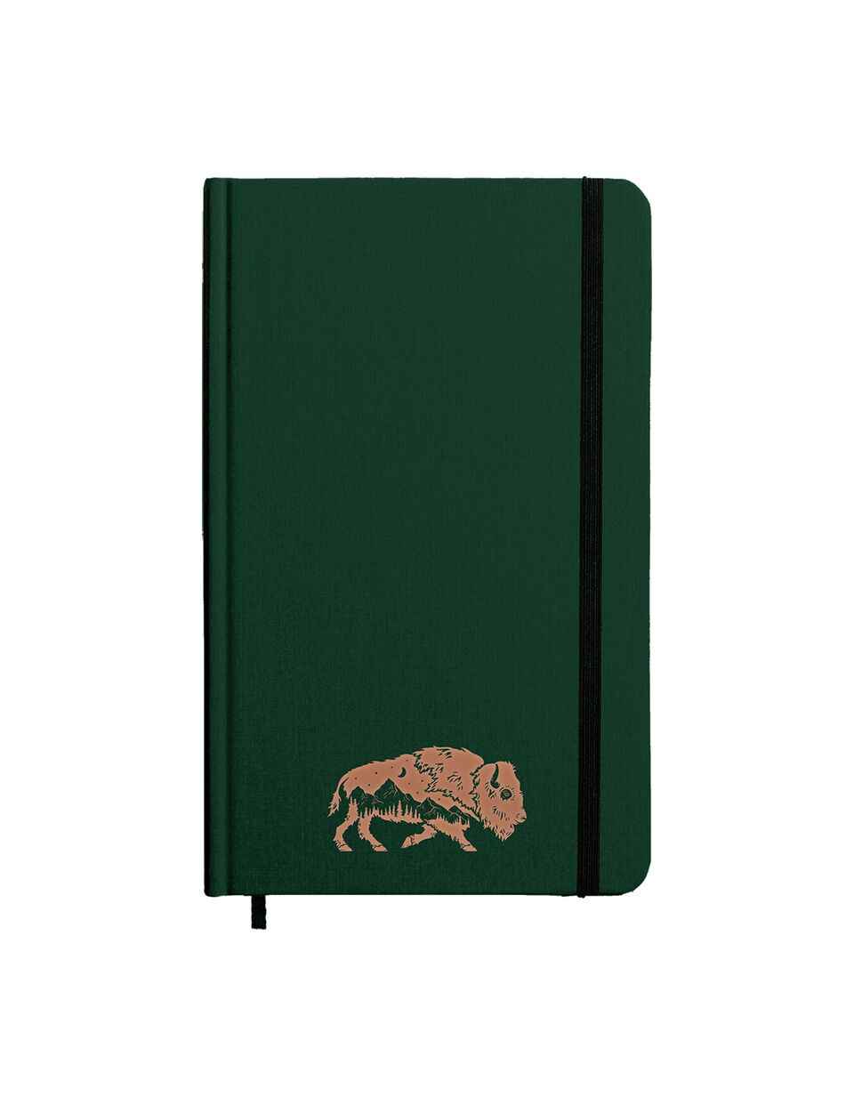 GREEN TRAVELER JOURNAL 100% RECYCLED PAPER