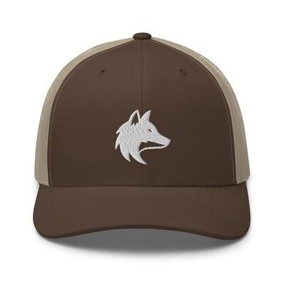 Coyote - Retro Trucker Cap