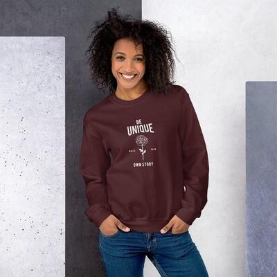 Be Unique - Unisex Sweatshirt
